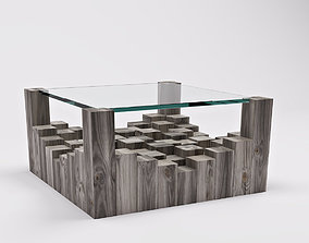 3D model houzz coffee table