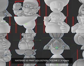 game NINTENDO 3D PRINT COLLECTION - VOLUME 2