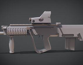 RPS Quard Rail 3D print model