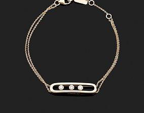 Messika Bracelets -CG11 3D printable model