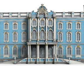 3D Catherine Palace - Russia