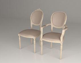 3D Chair chairs