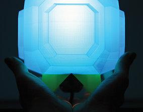 Diamond Berry Designer Table Lamp 3D print model