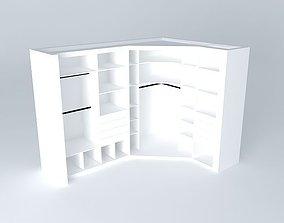Mirolyubovo closet children 3D model