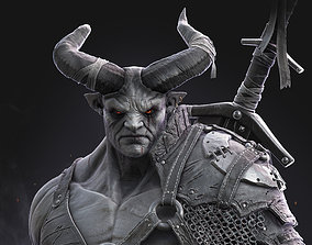 Jotnar - Sculpt 3D model