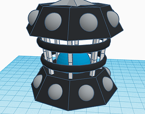 3D printable model Sphere Cage