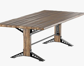 Graz Table 3D model