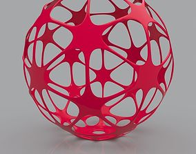 future Futuristic Geometric Shape 3D Print Model