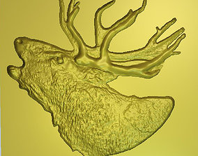 Deer Maral 3D print model