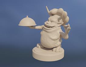 Nurgling Chef 3D printable model