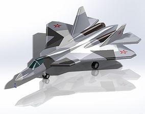 3D printable model T-50 PAK-FA