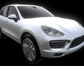 Porsche Cayenne Turbo 3D porsche