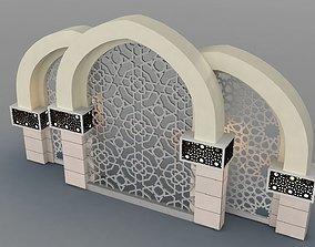Islamic Decoration 3D