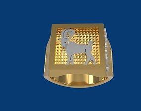 3D printable model Zodiac ARIES Ring