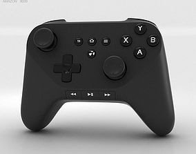 3D model Amazon Fire Game Controller