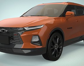 Chevrolet Blazer RS 2019 3D