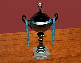 game Olympics Trophy 3D