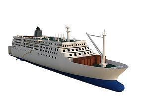 3D asset ferry