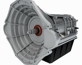 Cummins Transmission 3D