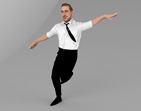 Ryan Gosling ready for full color 3D printing