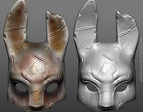 Dead By Daylight The Huntress Mask 3D printable model 3