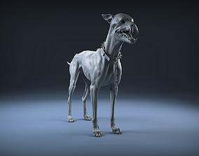 3D Zombie Dog