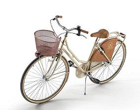 bicycle Bike Vintage 26 Olanda 3D