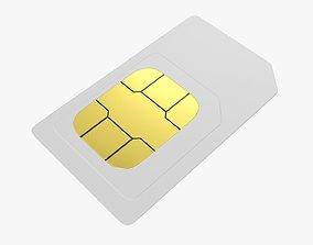 3D SIM mobile card 02