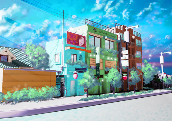 Architectural visualization and illustration