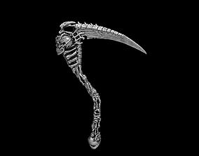 3D printable model Death Scythe