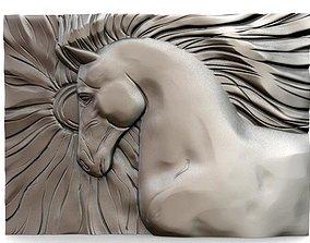 3D printable model Horse CNC
