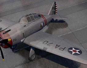 Seversky P-35 3D