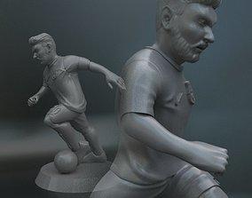 Lionel Messi 3D print model