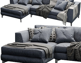 3D meridiani louise up sofa