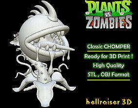 Plants vs Zombies - Classic 3D printable model 1