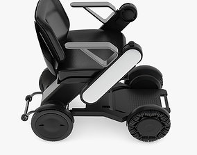 Will Model Ci Ultra Portable Power Wheelchair