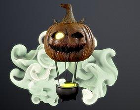 3D asset Jako Lantern balloon