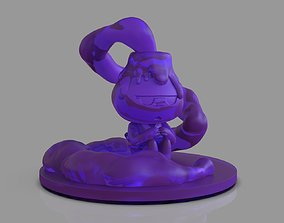 3D printable model Yodomu Sunknsoul Figurine