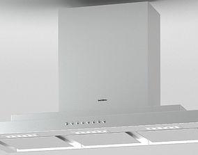 3D Gaggenau Ventilation Hood