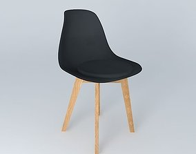 Black ICE chair houses the world 3D