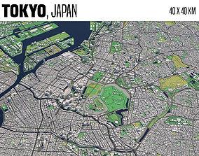3D Tokyo