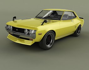 3D Toyota Celica GT Coupe 1975