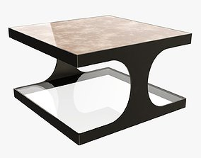 Coffee table modern 01 3D