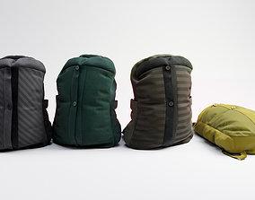 3D PBR Backpack