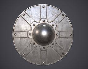 3D asset Buckler Shield