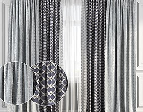 Curtain Set 115 3D