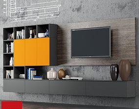 Scavolini TV Stand 2 3D