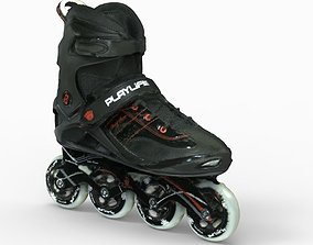 roller skate scan 3D