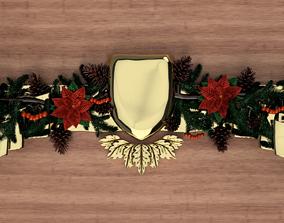 3D model Christmas Ornament 1
