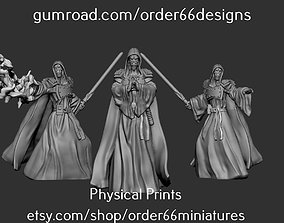 Lord Wise Collection Legion Scale 3D printable model